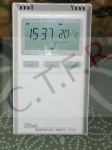 Thermostat sans fil Thermoflash dépanné par CTFR