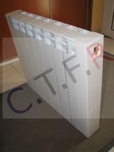 Radiateur FONTALEC dépanné par CTFR