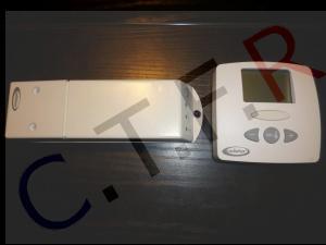 Thermostat et Récepteur sans fil - RADIALUX - réparés par CTFR