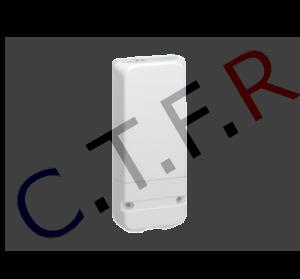 Récepteur à onde radio Flash dépanné par CTFR